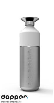 SALE - Dopper - Steel Bottle & Cup - 800ml