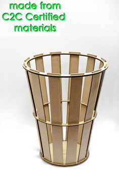Ecor - Waste Paper Bin